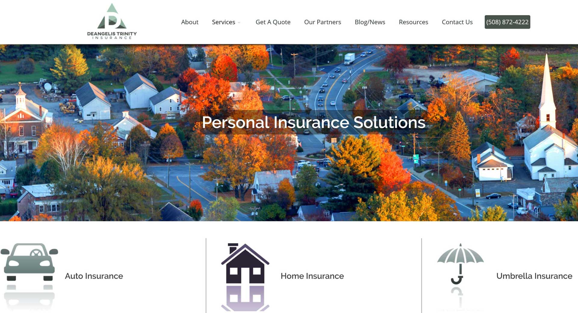 deangelis personal and business insurance agency in framingham ma